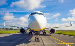 Ryanair suspendra quasiment l'ensemble de ses vols à partir du 24 mars 2020