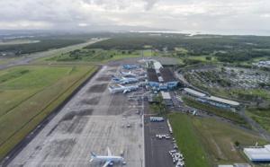 Guadeloupe : le préfet prend des mesures pour restreindre les transports aériens