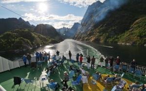 Hurtigruten : Il reste des places sur l'Express Côtier