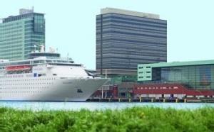 Hôtels Mövenpick : dans le port d'Amsterdam (air connu...)