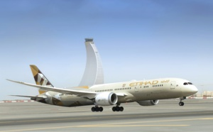 Etihad Airways suspendra temporairement tous ses vols dès le 25 mars