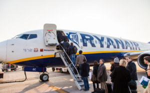 Ryanair va clouer au sol plus de 90% de sa flotte
