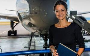 """Stéphanie Bégert : """"Air Austral se bat pour sa survie et travaille pour la sortie de crise"""""""