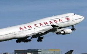 Air Canada/Jazz : trafic en hausse de 2,5% en août