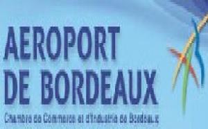 Aéroport de Bordeaux : décollage de 6,5% cet été
