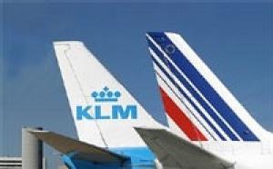 Air France-KLM : hausse du trafic de 4,8%