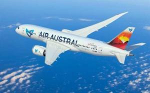 Air Austral maintiendra seulement 2 vols entre Paris et La Réunion