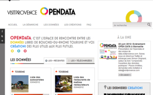 Données touristiques : le CDT des Bouches-du-Rhône se positionne sur l'Open data