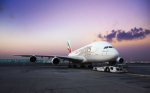 Emirates reprend ses vols passagers vers Heathrow, Francfort, Paris, Zurich et Bruxelles