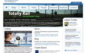 Amadeus Rail : Trenitalia va étrenner un véritable GDS pour le produit rail