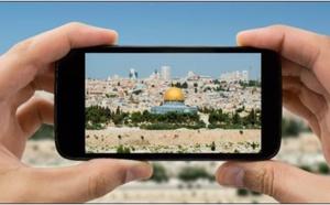 Jérusalem lance une plateforme de visites interactives