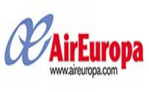Air Europa : nouveau vol vers Dakar