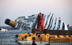 Costa Concordia : les chantiers Fincanteri construiront les caissons pour le redressement de l'épave
