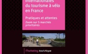 Sylvia Pinel et Atout France promeuvent le cyclotourisme en France