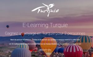 La Turquie lance un e-learning jusqu'au 15 juillet 2020