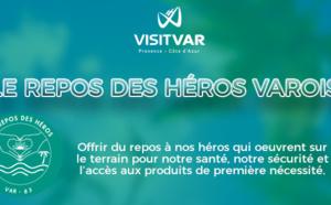"""Var Tourisme lance l'opération """"Le repos des héros Varois"""""""