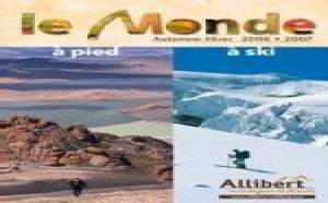Allibert : nouveau catalogue ''Monde à pied et à ski''