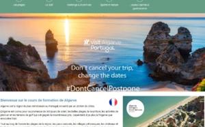 Portugal : Algarve Tourism Bureau propose des formations en ligne