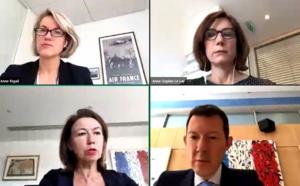 Air France : Ben Smith veut accélérer la restructuration du réseau domestique