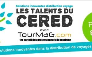 ''Talents du CERED'' : présentation projet Avail Pro, moteur de résa hôtels Facebook