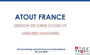 Déconfinement : Atout France publie un benchmark international des mesures sanitaires mises en place par les opérateurs