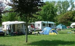 Camping : baisse des réservations en 2012