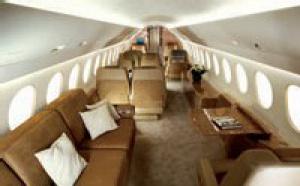 Aviation d'affaires : NetJets Europe commande 24 avions Falcon 7X