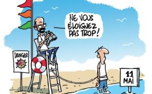 11 mai 2020 : frontières fermées, France déconfinée, agences de voyages libérées ? Voire...