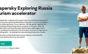 Kaspersky lance un programme d'accélération de start-up dans le tourisme