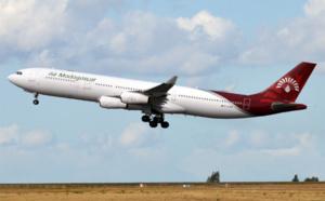 Air Madagascar suspend ses vols de/vers la France jusqu'au 15 juin 2020