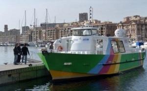 Marseille : le BatoBus reconduit au printemps 2013