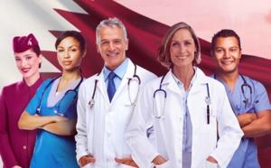 Qatar Airways va offrir 100 000 billets gratuits aux professionnels de santé