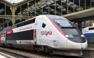 TGV Lyria reprend son trafic entre Genève, Bâle et Paris