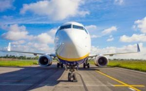 Clermont-Ferrand Auvergne : reprise des vols de Ryanair en juillet