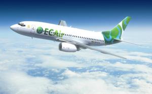 La compagnie congolaise ECAir prend son envol au départ de Paris