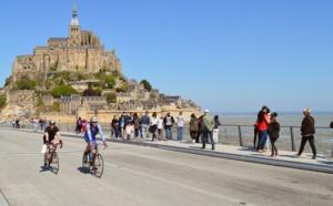 Normandie : des plages, des bocages, du Moyen-Age et des berges de Seine à vélo