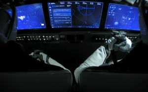 SpaceX est le tremplin qu'attendait le tourisme spatial