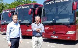 Excursions à la journée, city breaks : NAP revoit la feuille de route de sa production tourisme