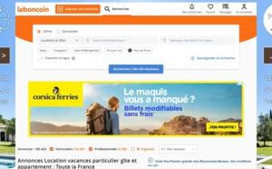 Leboncoin annonce la gratuité pour les hôteliers sur son site