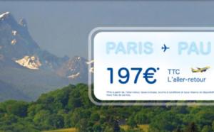 ASL Airlines : mise en place d'une liaison quotidienne Pau-Paris