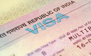 Inde: assouplissement des restrictions visas
