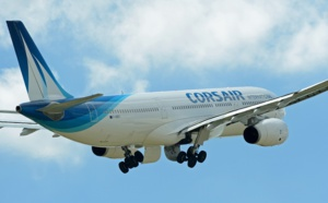 Corsair reprend ses vols à compter du 18 juin 2020 depuis Roissy - Charles de Gaulle