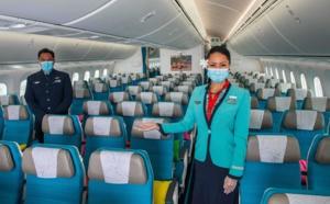 Air Tahiti Nui reprend ses vols vers Papeete à compter du 3 juillet 2020