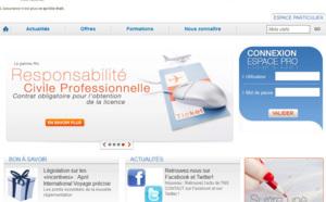 TMS Contact lance une nouvelle version de son site B2B