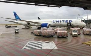 United Airlines reprend ses vols entre la France et New York