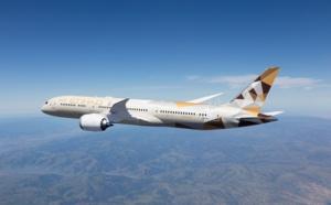 Etihad Airways lance l'achat de bon voyage avec 50% de crédit supplémentaire