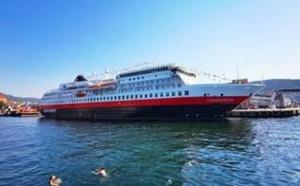 Hurtigruten a remis en service 4 navires