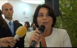 """VIDEO - Sylvia Pinel : """"L'industrie touristique est une véritable filière d'avenir"""""""