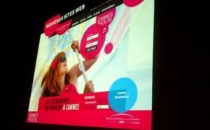 Cannes : le Palais des Festivals mise sur les nouveaux moyens de communication