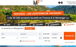 #PartezEnFrance : MisterFly veut vous aider à packager la France